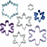 Wilton Snowflake Cookie Cutter Set, 7-Piece