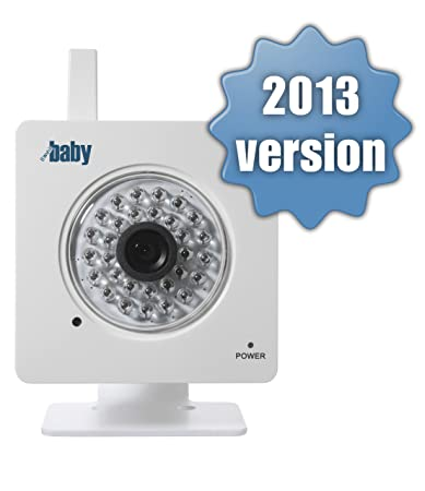 WiFi Baby 2 0 - Wireless iPhone, iPad, Android, Baby Monitor & Nanny Cam  DVR  Video, Audio, Recording