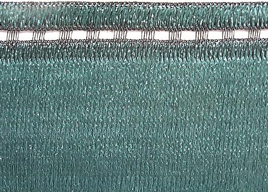 Coperture Per Recinzioni Giardino.Verdelook Ombra Power Rotolo Ombreggiante 1x3 M Verde Per
