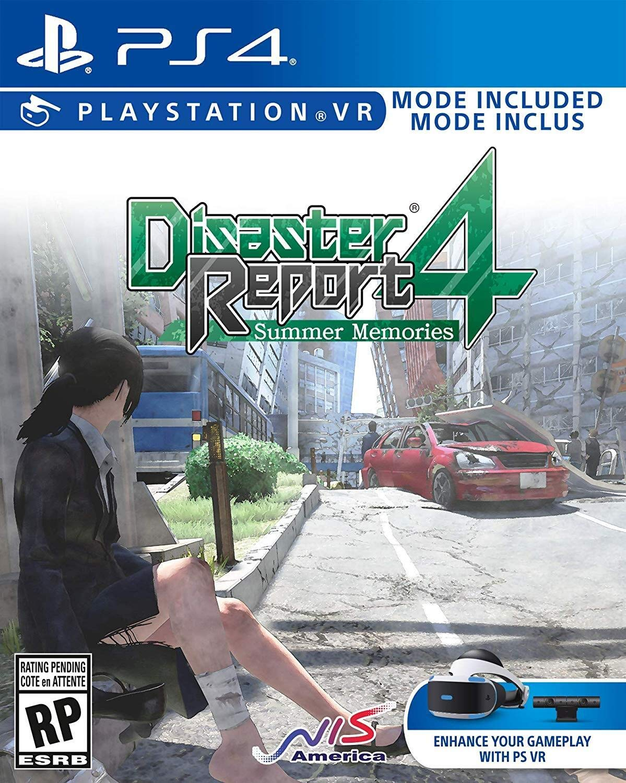 Disaster Report 4: Summer Memories PS4 PKG