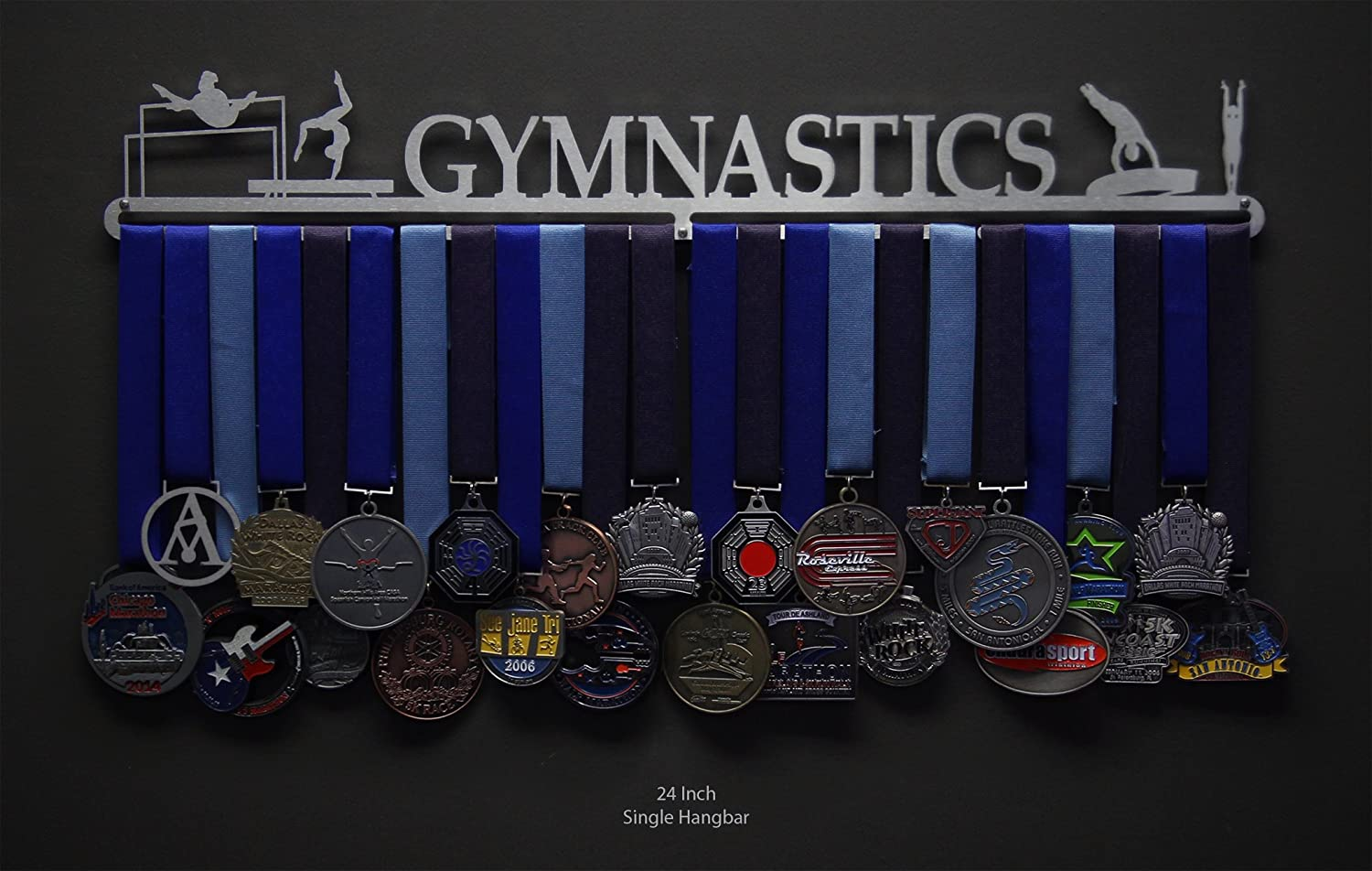 Multiple Allied Medal Hangers Gymnastics Male or Female