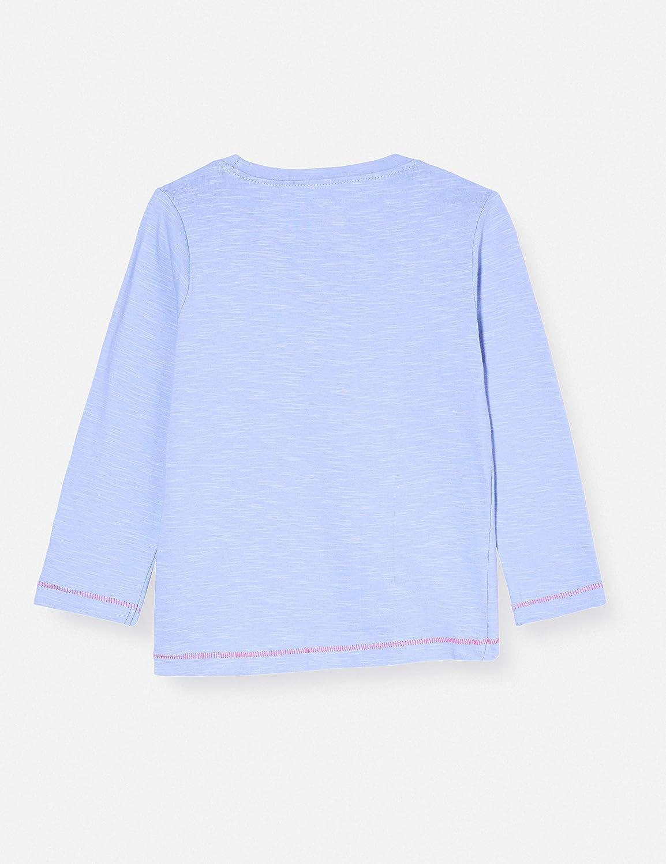 Hatley Long Sleeve Graphic T-Shirt Camiseta para Ni/ñas