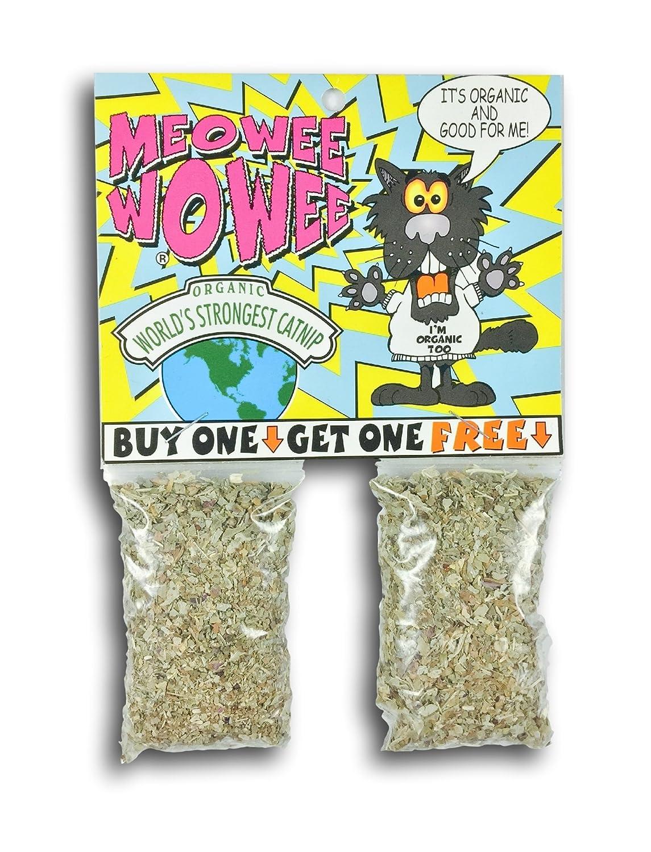 Meowee Wowee- Super Strong Organic Catnip