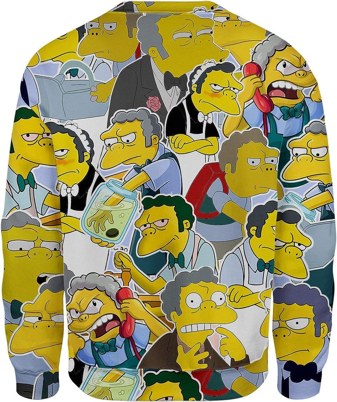 All Over Shirts Moe Szyslak Sweatshirt