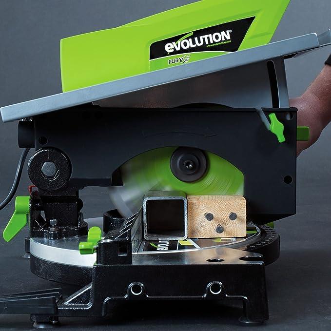 Evolution Power Tools FURY6 210 mm TCT image 6