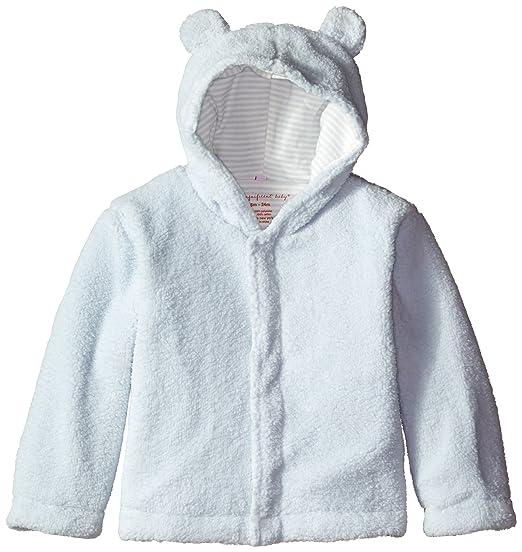 d0e16fdb2 Magnificent Baby Baby-Boys Blue Sorbet Hooded Fleece Jacket  Amazon ...