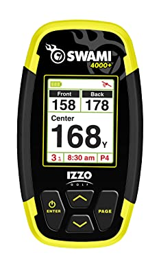 IZZO Swami 4000+ Golf GPS Unit