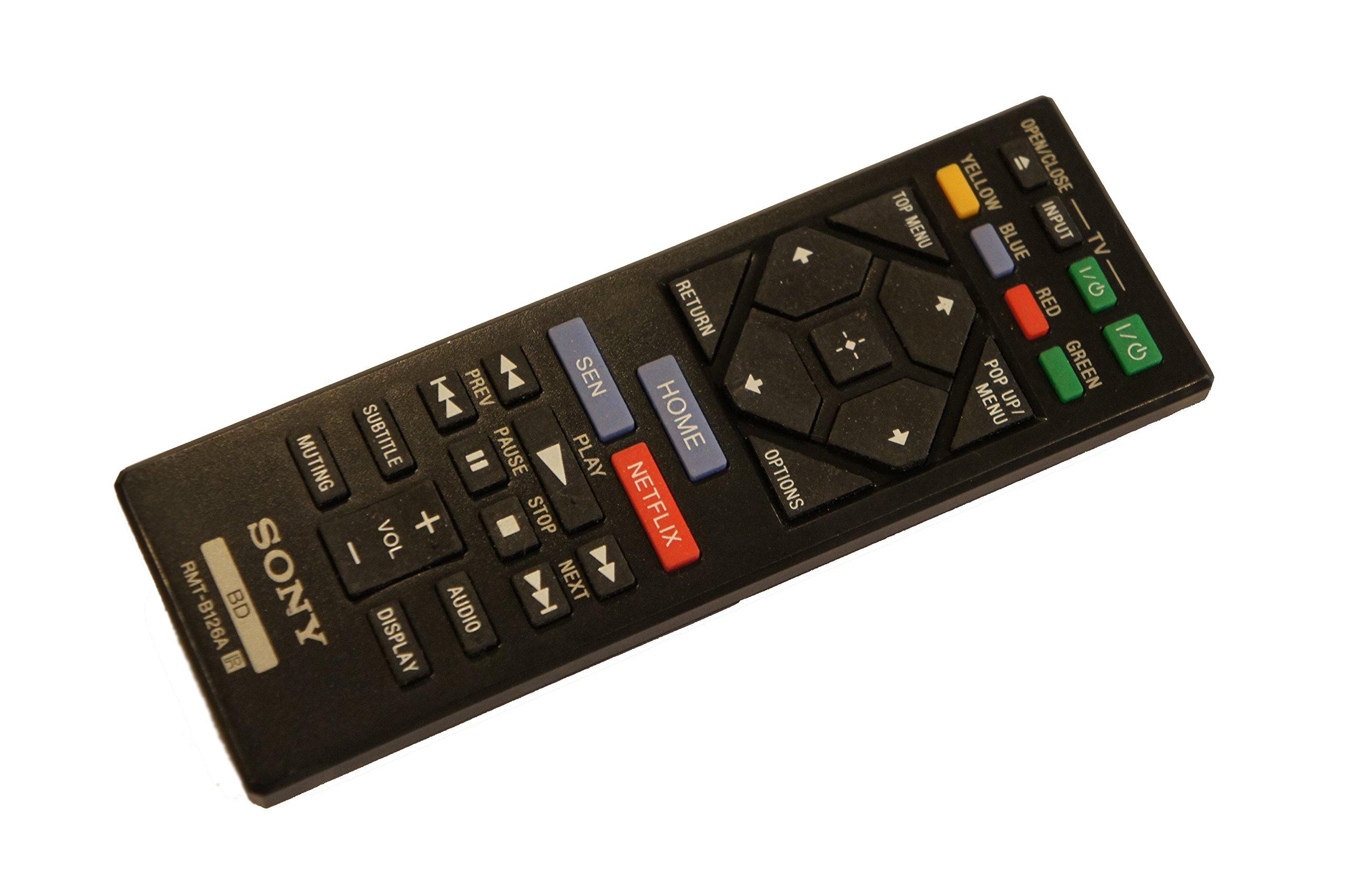 Sony 149267811 Remote Control Genuine Original Equipment Manufacturer (OEM) part for Sony