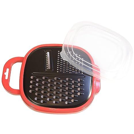 Amazon.com: 3 en uno rallador de queso para cocina con ...