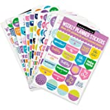 Essentials Weekly Planner Stickers: Set of 575 Stickers