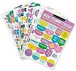 Essentials Weekly Planner Stickers (set of 575 stickers)