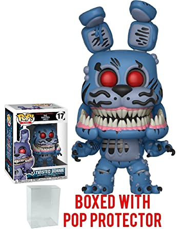 Five Nights at Freddys POP Games Vinyl Figure Withered Bonnie 9 cm Funko Mini