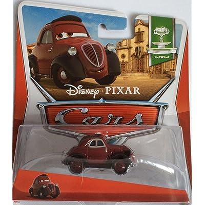 Disney Pixar Cars Festival Italiano Die-Cast Uncle Topolino #1/10 1:55 Scale: Toys & Games