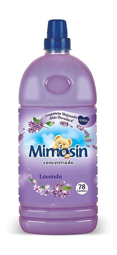 Mimosín Lavanda Suavizante Concentrado para 78 lavados - 1 Botella
