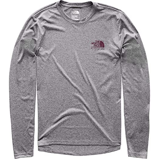 db71ac133 The North Face Men's Long Sleeve Reaxion Tee
