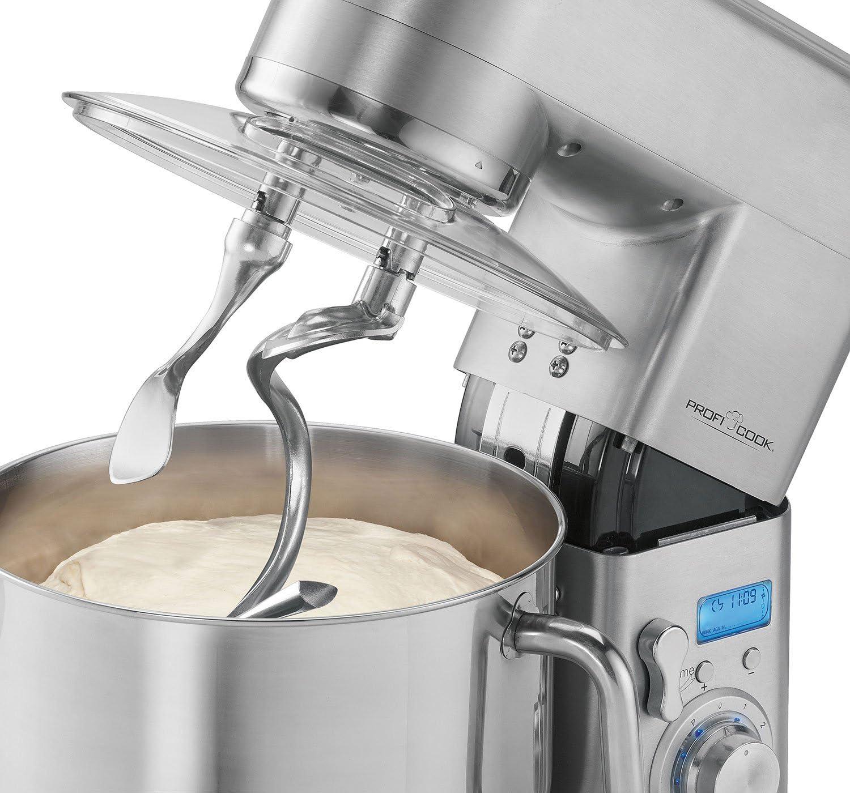 Küchenmaschine mit 1500 Watt von ProfiCook