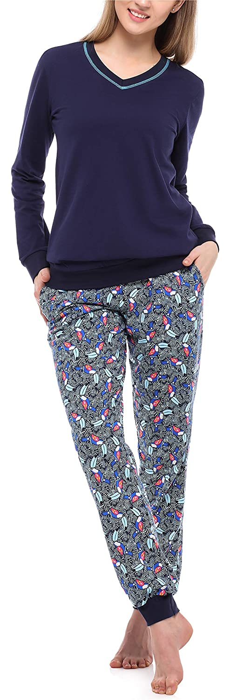 Merry Style Damen Schlafanzug MS10-230