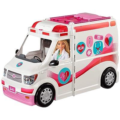 Barbie Ambulance and Hospital Playset: Toys & Games [5Bkhe1105221]