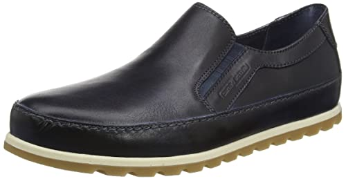 camel active Point 14, Mocasines para Hombre, Azul (Jeans 02), 46 EU: Amazon.es: Zapatos y complementos