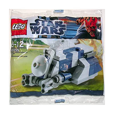 Lego Star Wars 30059 MTT 51 Pieces: Toys & Games