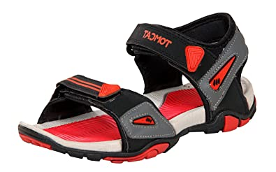 ac63844ea41 Tomcat Men's Faux Leather Floater Sandal: Buy Online at Low Prices ...