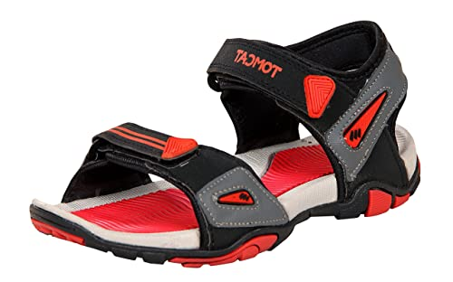 4a9aec896930 Tomcat Men s Faux Leather Floater Sandal  Buy Online at Low Prices ...