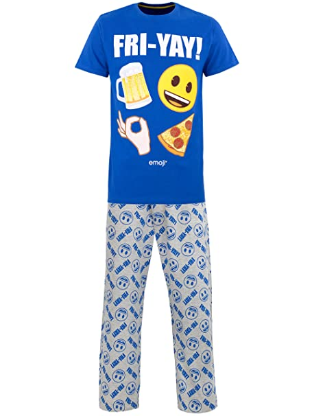 Emoji - Pijama para Hombre - Emoji Small