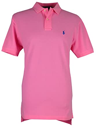 X Large Ralph Polo Rose Lauren Homme Ygv67ybf