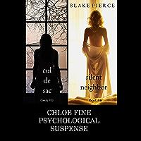 Chloe Fine Psychological Suspense Bundle: Cul de Sac (#3) and Silent Neighbor (#4) (A Chloe Fine Psychological Suspense Mystery) (English Edition)