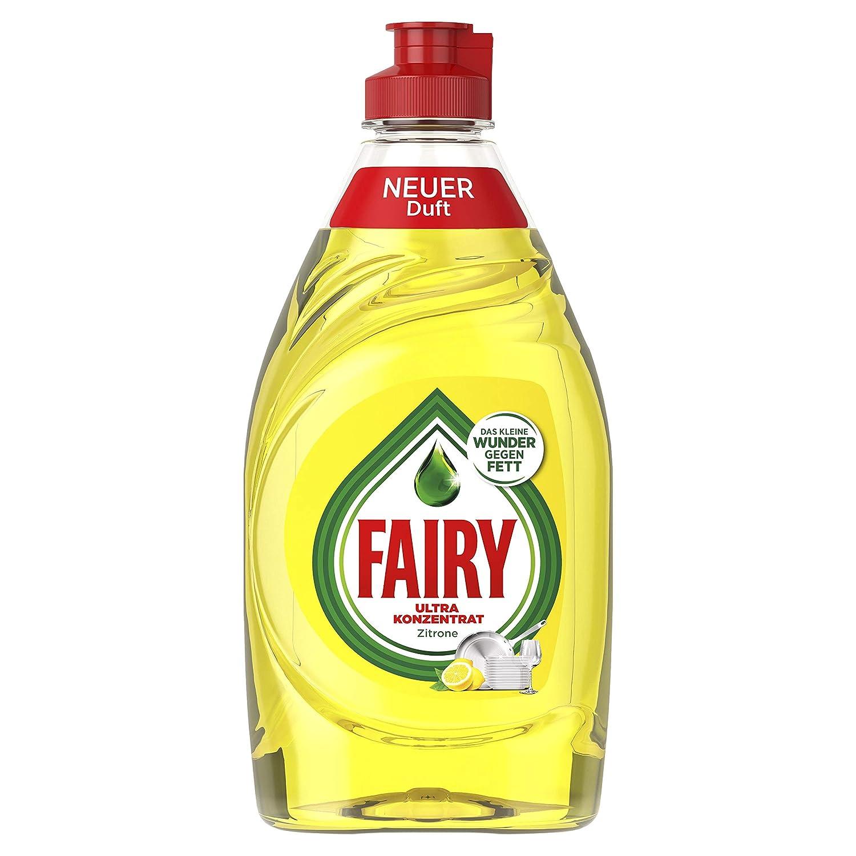 [amazon.de] Fairy deterdžent za posuđe 10 komada za 9,90€