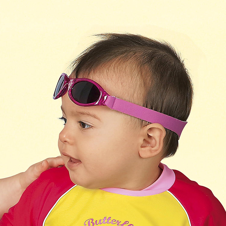 Baby Banz Baby Banz-Sonnenbrille, Groesse 1, pink