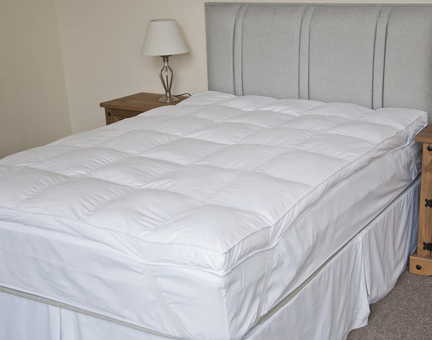 in products and perfect canadian topper feather bed square company down of out bag featherbead mattress