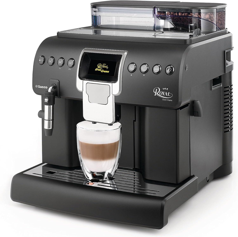 Saeco HD8920/01 - Cafetera (Espresso machine, Independiente, Negro, Granos de café, Fully-auto, Café expreso): Amazon.es: Hogar