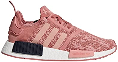 Amazon.com | adidas Originals Women's NMD_R1 W Running Shoe, raw ...
