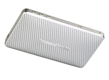 Harman Kardon Esquire Mini Portable Wireless Speaker (White) Multimedia Speaker Systems at amazon