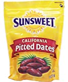 Sunsweet Dates Pitted Bag, 8 oz