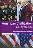 American Civilization An Introduction -7ª Edition