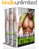 Reckless Attraction: The Complete Series: A Contemporary MMA Sports Romance (Uncaged Attraction Book 3)