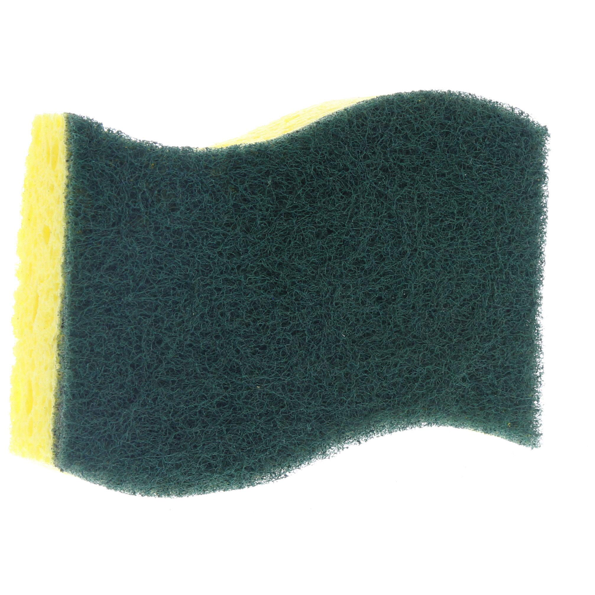 Scotch-Brite Bulk Pack Cleaning Scrub Pads, (80 Count)