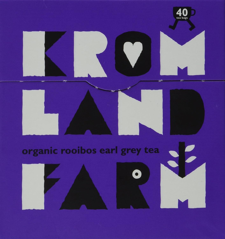 Kromland Farm - Organic Rooibos Earl Grau - 100g
