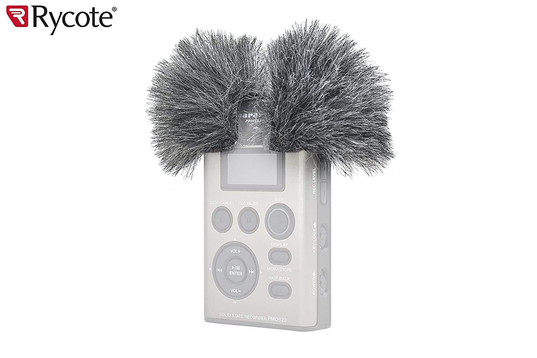 Rycote 055369 Mini Windjammer for Marantz PMD620 //Tascam DR-1