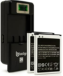Amazon com: Bastex Two (2pk) Samsung Note 3 OEM Original Standard Li