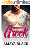 Nine Inches of Greek: A BWWM Erotic Short Story