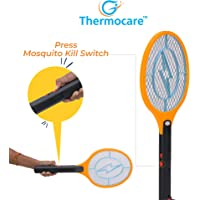 Thermocare Mosquito Bat Killer Racket Electric Rechargable Assorted Multi Color