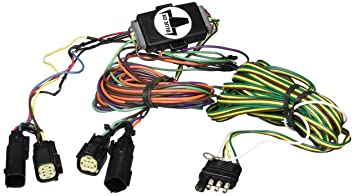 amazon com blue ox bx88280 ez light wiring harness kit for ford blue ox bx88280 ez light wiring harness kit for ford escape edge