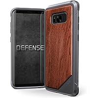 Capa Para Samsung Galaxy S8 Plus, X-Doria 457965  Anti Impacto,marrom com preto