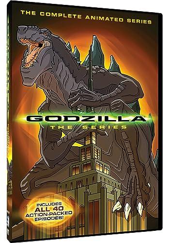 Годзилла / Godzilla: The Series / Сезон: 1, 2 из 2 / Серии: 1-40 из 40 (Дэвид Хартман, Сэм Лью / David Hartman, Sam Liu) [1998, приключения,фантастика, DVD-Remux] Dub (СТС) + Original