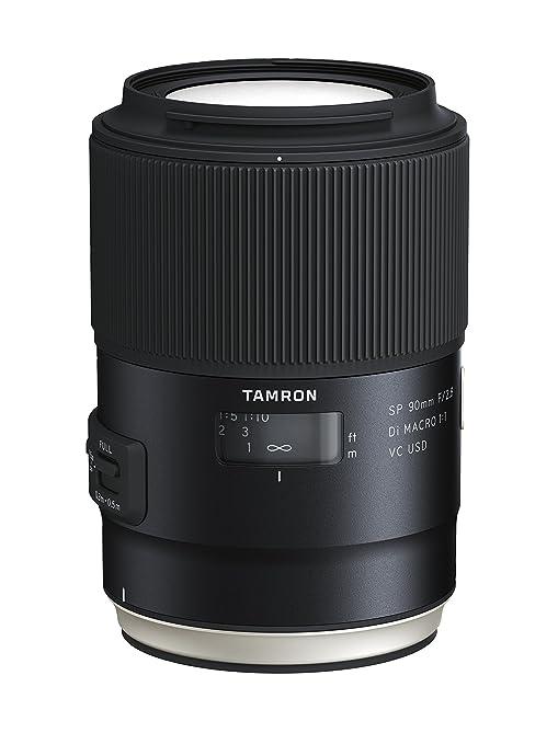 Tamron SP AF 90mm F/2.8 Di USD Macro 1:1: Amazon.es: Electrónica
