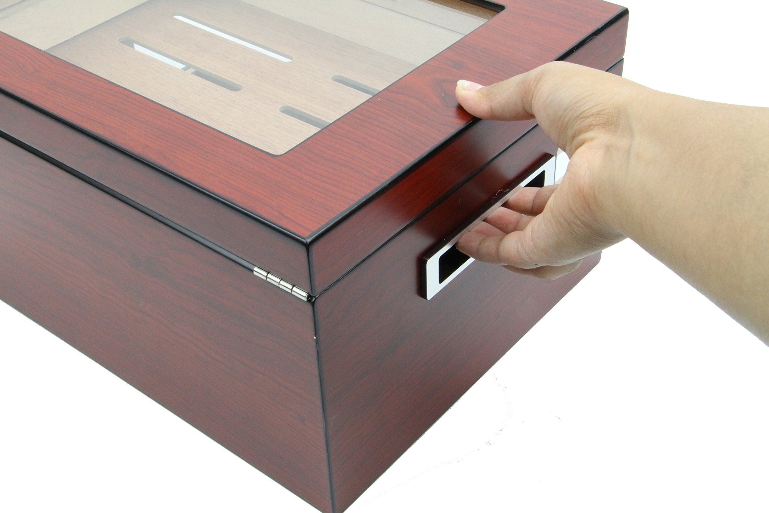Decorebay SAVOY Executive Boveda Humidor by decore Bay (Image #6)