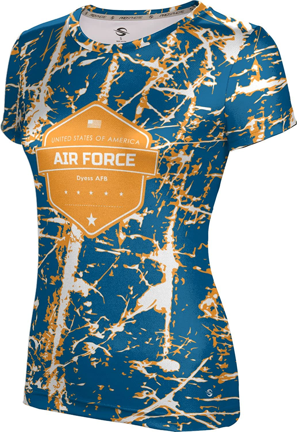 ProSphere Women's Dyess AFB Military Distressed Tech Tee